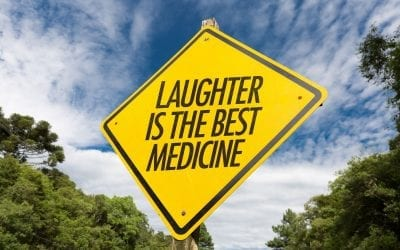 The joys and benefits of laughter